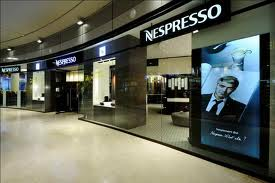 Boutiquer nespresso