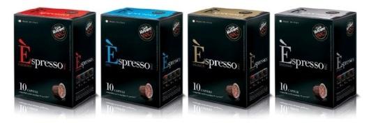 Cápsulas Èspresso compatibles con nespresso