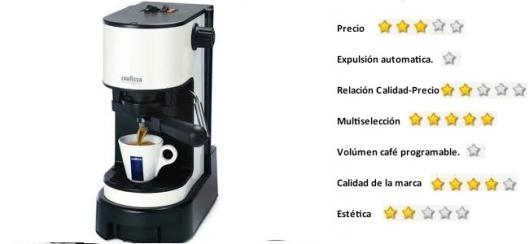 Lavazza ep 800 espresso point