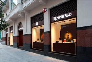 Tienda nespresso pamplona, navarra