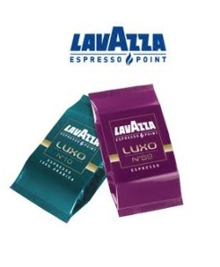 Lavazza espresso point luxo